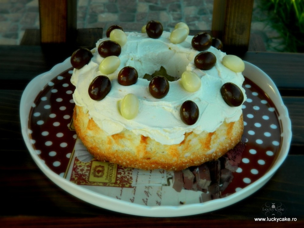 Tort Angel Cake