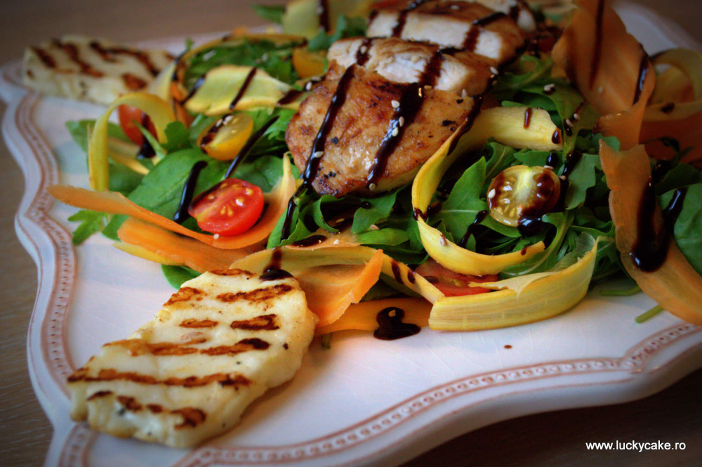 Salata in stil grecesc