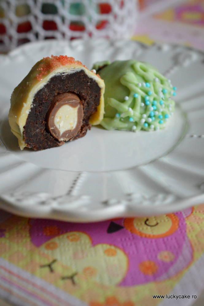 cake pops cu surpriza
