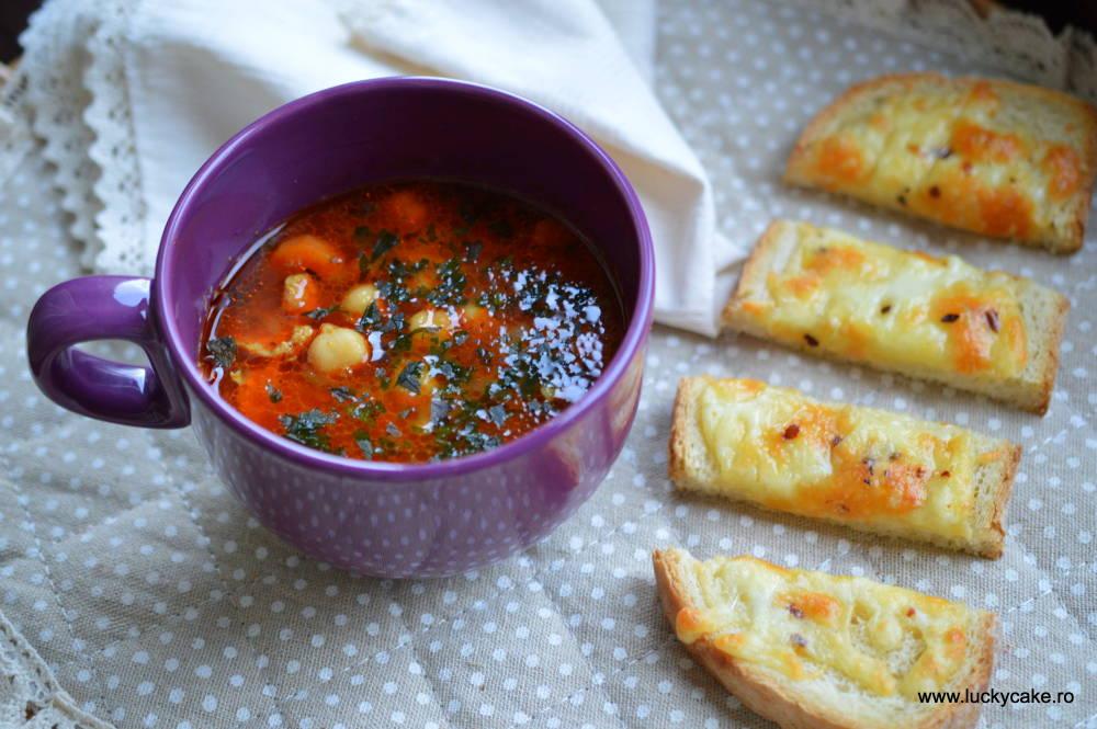 Harira – supa marocana