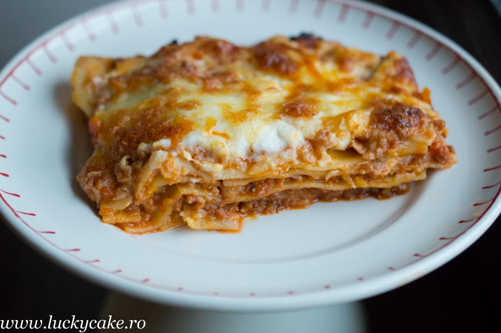 Lasagna clasica