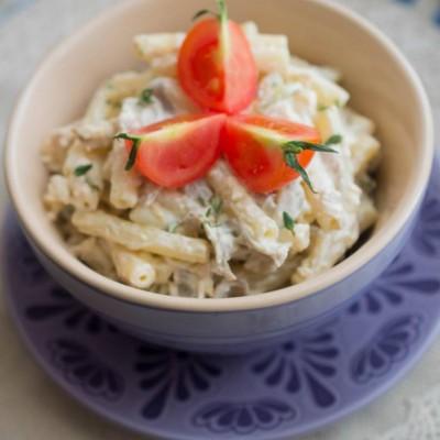 Salata de paste cu pui
