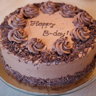 tort ciocolata si branza