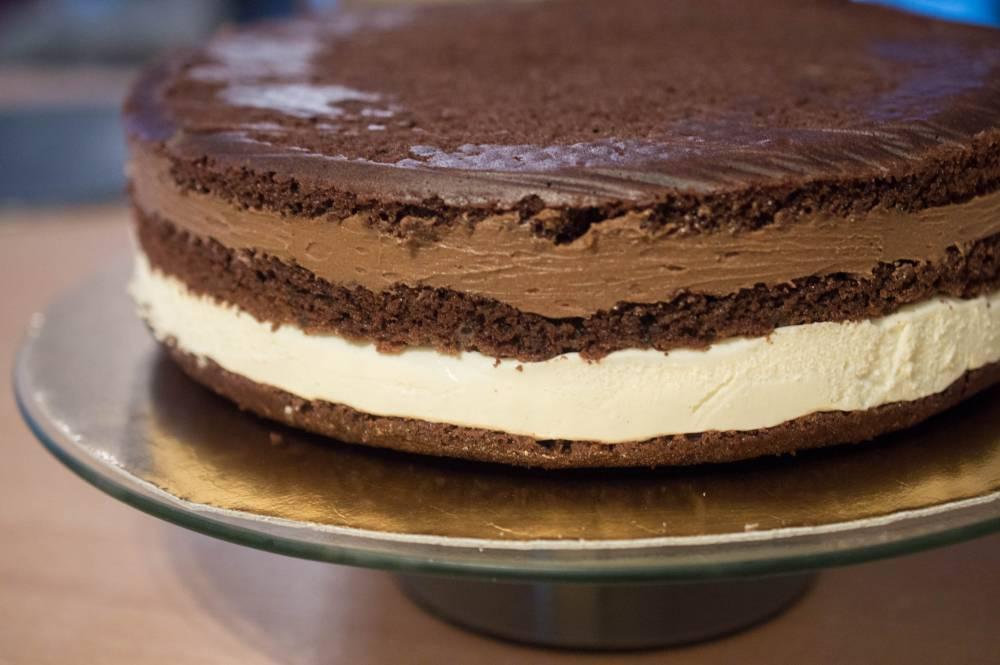 Crema cu mascarpone si ciocolata