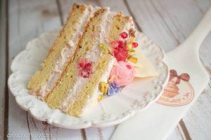tort cu crema de zmeura-3