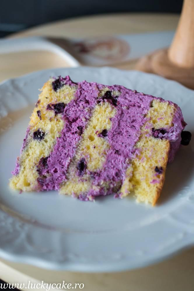 Tort Purple cu afine
