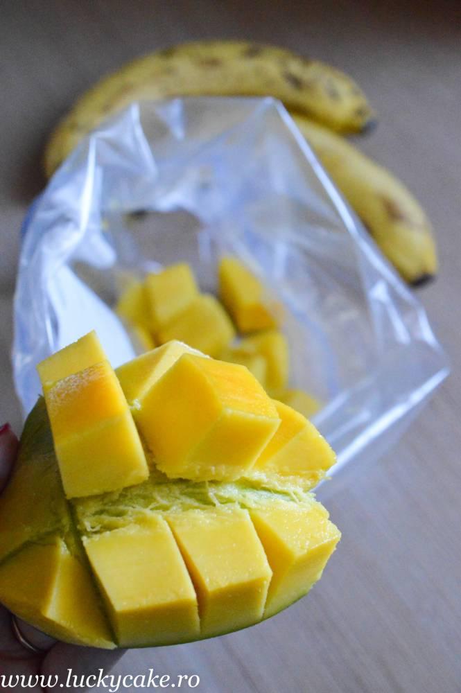 Inghetata Cu Mango 1 Of 1 Lucky Cake